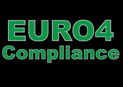 EURO4 Compliance