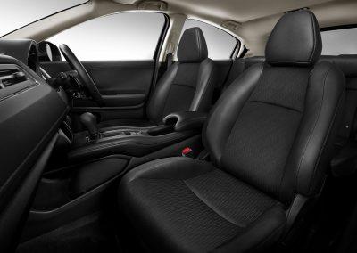 Semi Leather Seat