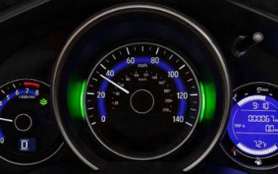 """Indicator """"ECO"""" di Speedometer Mobil Honda"""