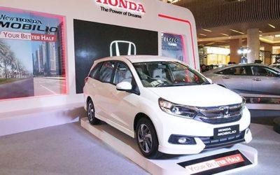 Mengapa Harus Pilih Mobil Honda ?