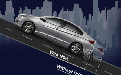 Fitur Hill Start Assist Mobil Honda