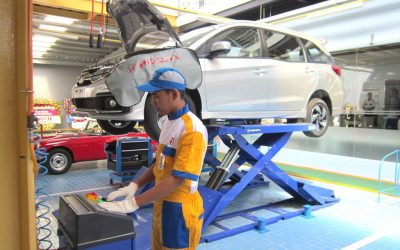 Pentingnya Spooring dan Balancing Mobil Honda