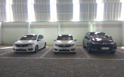 Cara Parkir Mobil dengan Benar dan Mudah