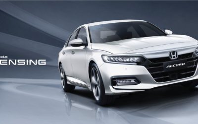 Teknologi Canggih Honda Sensing
