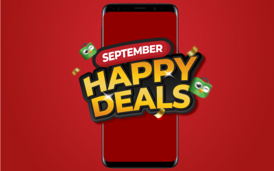 Promo September Honda Happy Deals
