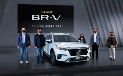 All New Honda BR-V Hadir Dengan Fitur Cangih